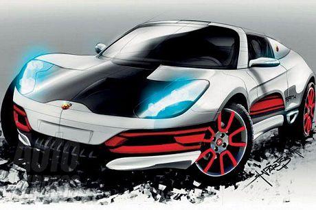 Fiat Abarth Roadster