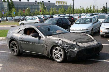 Coupé Convertible de Ferrari