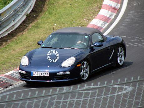 ReStyling Porsche Boxster