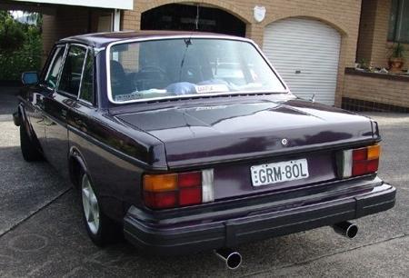 Volvo 244 Supra
