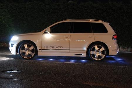Volkswagen Touareg por JE Design