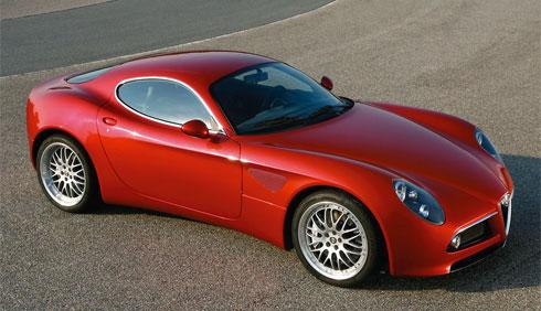 Alfa 8C GTA