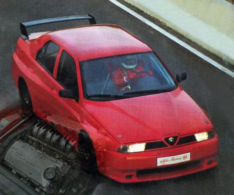 Alfa Romeo, Cuore Sportivo