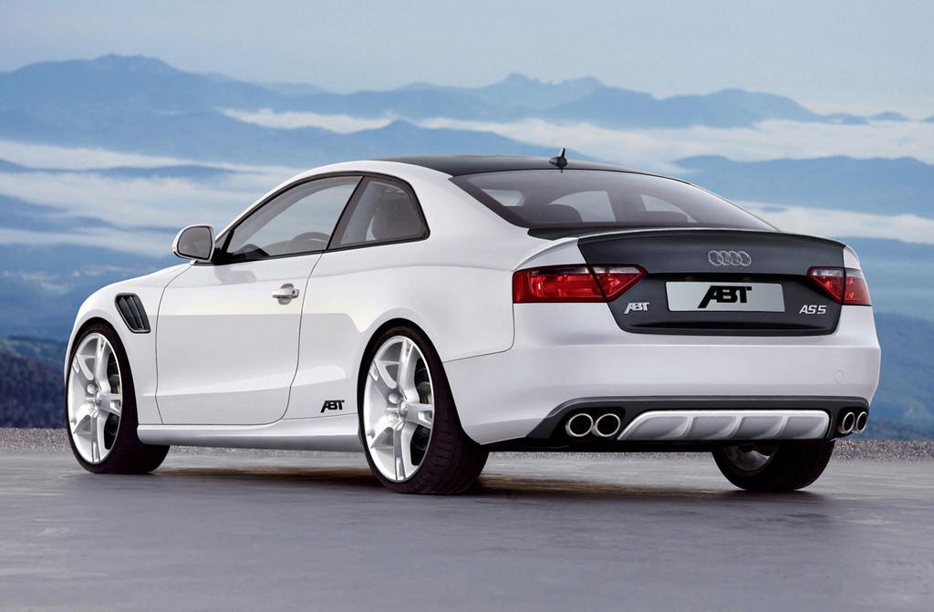 Audi A5 ABT, añadiendo un toque personal