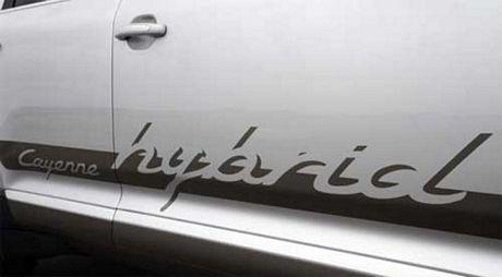Porsche Cayenne híbrido