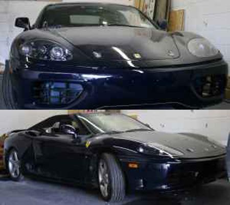Ferrari Tiburon