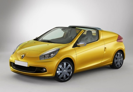 Renault Twingo Coupé Cabrio Concept