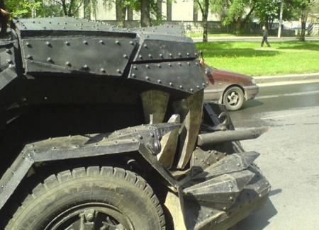 Camión Mad Max