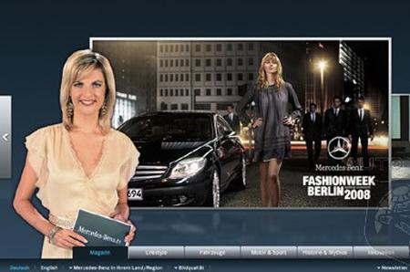 Mercedes televisión