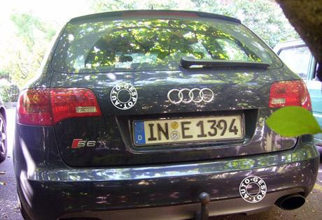 Audi RS5 y RS6