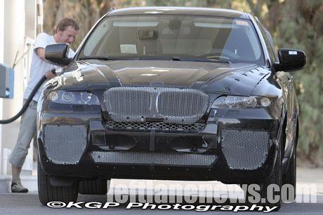BMW X6, directo desde California