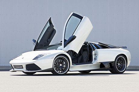 Hamman Lamborghini Murcielago LP640
