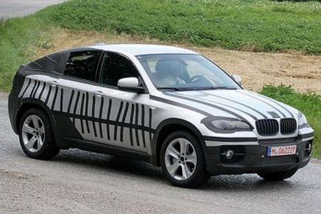Fotos espía del BMW X6 casi sin camuflaje