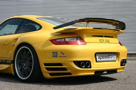 Porsche 997 Turbo SpeedART