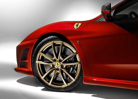 El Ferrari 430 Scuderia ya es oficial