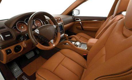 Porsche Cayenne Magnum, por TechArt