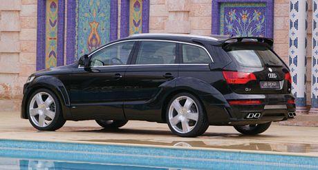 Audi Q7 JE Design