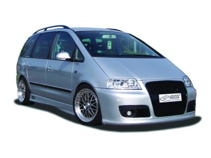 Volkswagen Sharan por RaceDesign