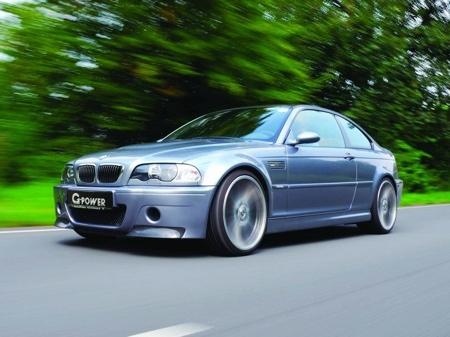 BMW M3 CSL por G-POWER