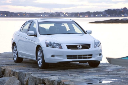 Honda Accord 2008 Americano