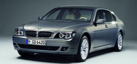 BMW Serie 760iL