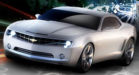 Chevrolet Camaro de producción