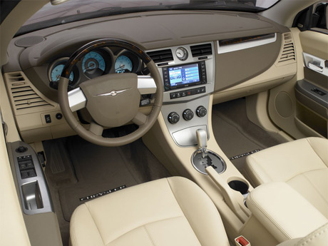 Nuevos interiores para Chrysler