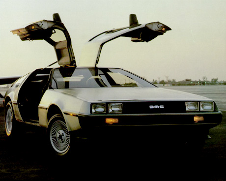 DeLorean Gullwing