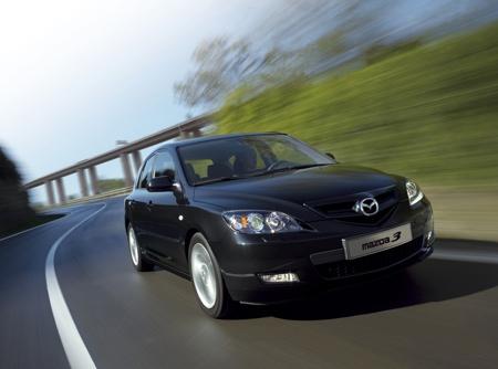 Mazda 3 Xcite