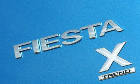 Ford Fiesta X Trend