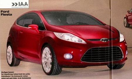 Ford Fiesta Concept