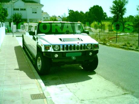 Hummer H2 limusina