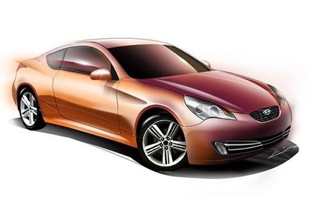Hyundai Coupé nuevo