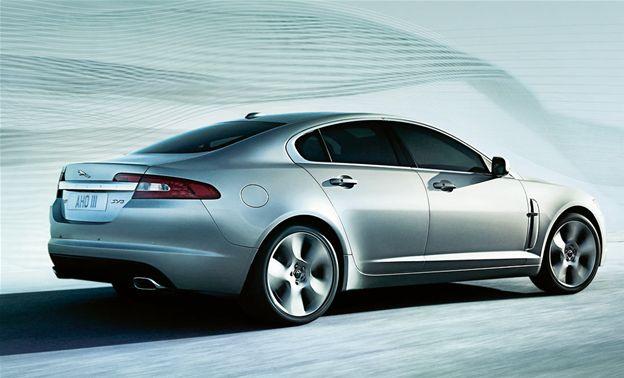 Jaguar XF, información e imágenes