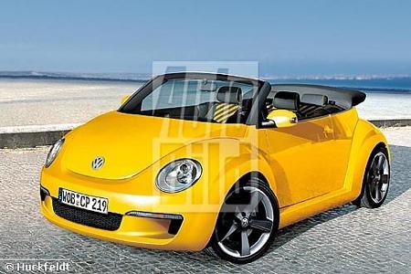 Volkswagen New Beetle 2009