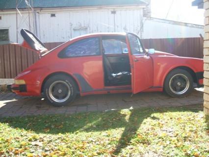 Porsche 911 Volkswagen Beetle