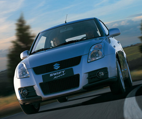 Suzuki Swift descapotable