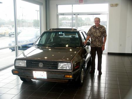 Volkswagen Jetta TD
