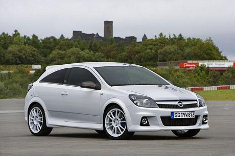 Opel Astra OPC edición Nürburgring