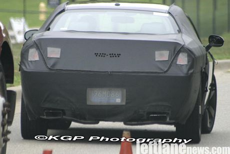Nuevo Dodge Challenger de producción
