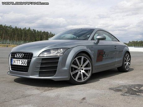 MTM Audi RTT