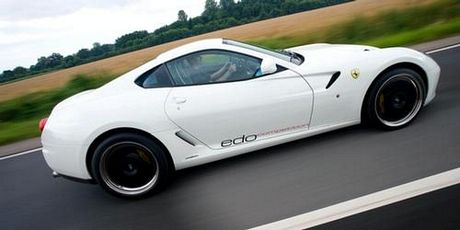 Ferrari 599GTB por Edo