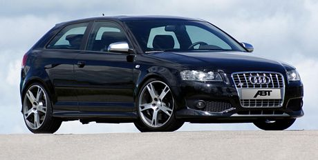 Nuevo Abt Audi S3