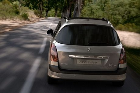 Peugeot 308 SW Prologue