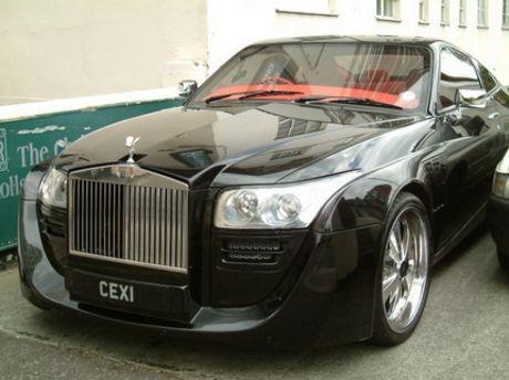 Rolls Royce Coupé, o algo parecido
