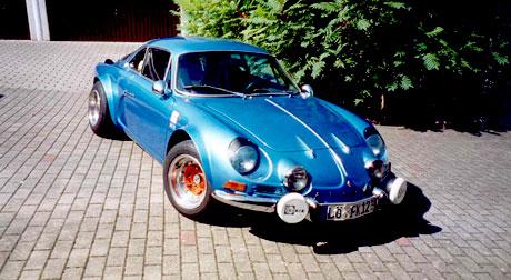 Renault Alpine