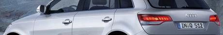 Audi retrasa el Q5 y el Q7
