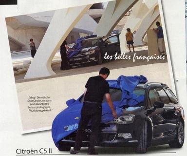 Citroen C5 II
