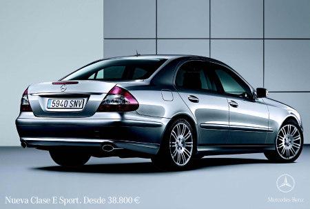 Mercedes Clase E Sport