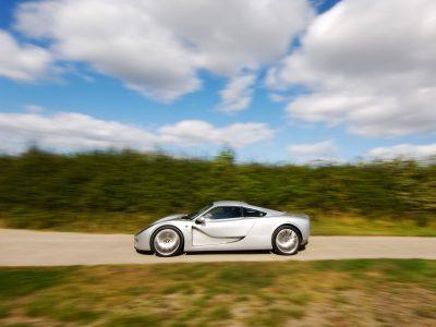 Farbio GTS, el rival británico del Artega GT